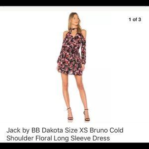 Jack by B.B. Dakota floral dress